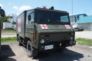陸上自衛隊救急車