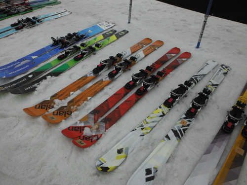 スキー板1