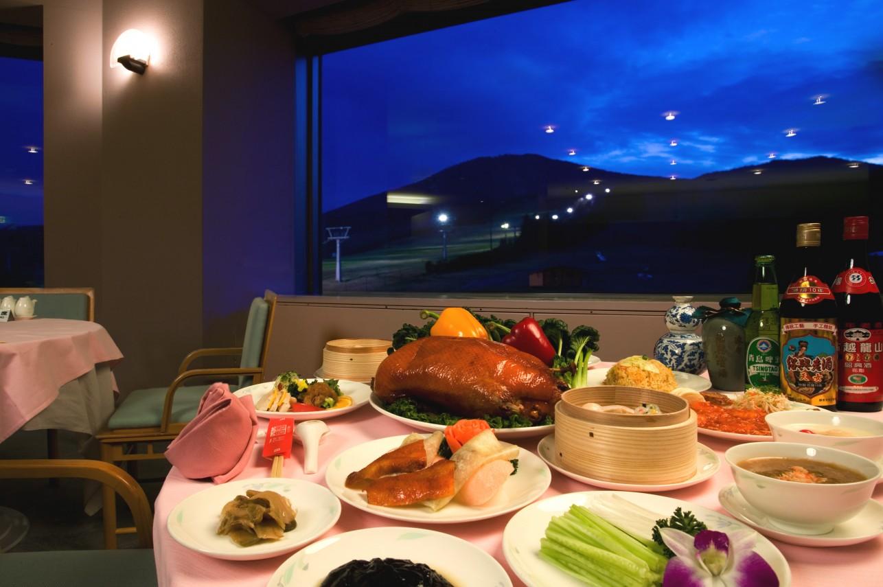 四川料理がメインの本格中華《蘭蘭》