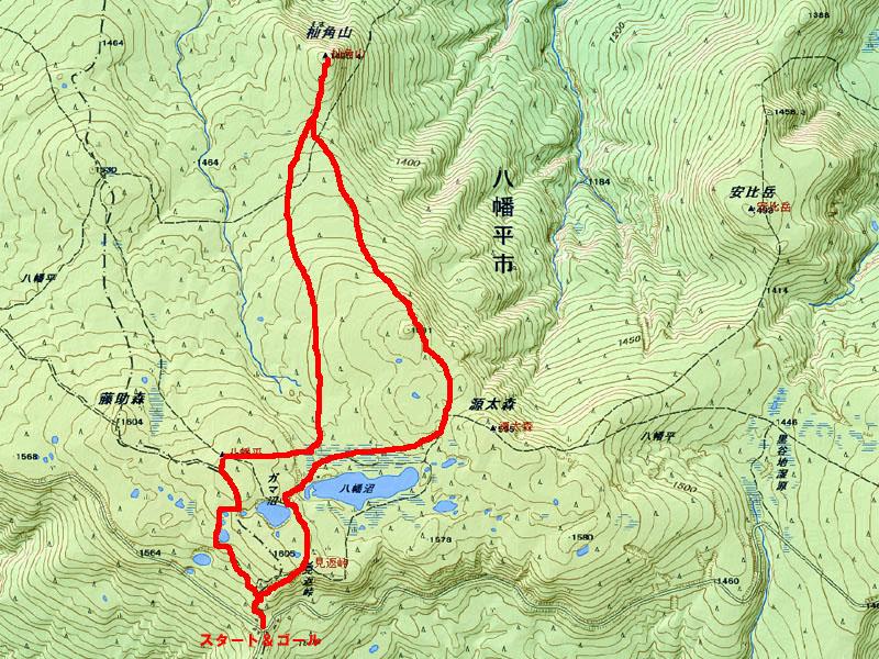 20150504杣角山MAP