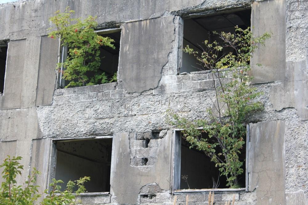 鉱山アパート