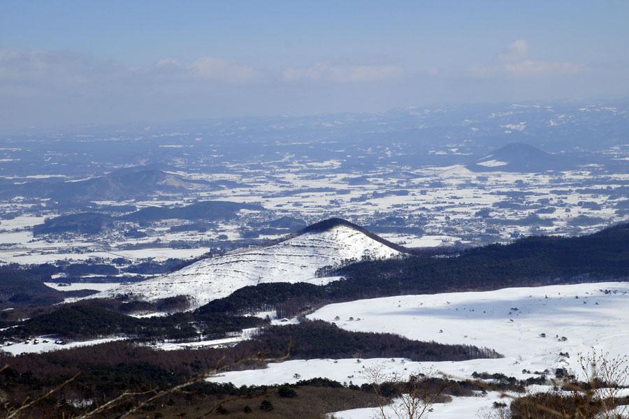 三ツ森山SS