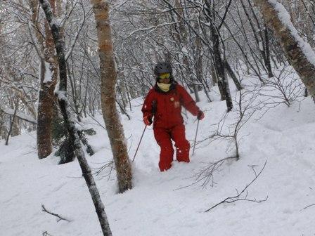 森スキー02