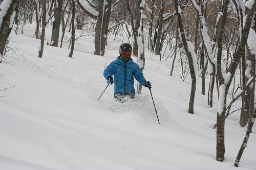 新雪滑り1IMG_1312