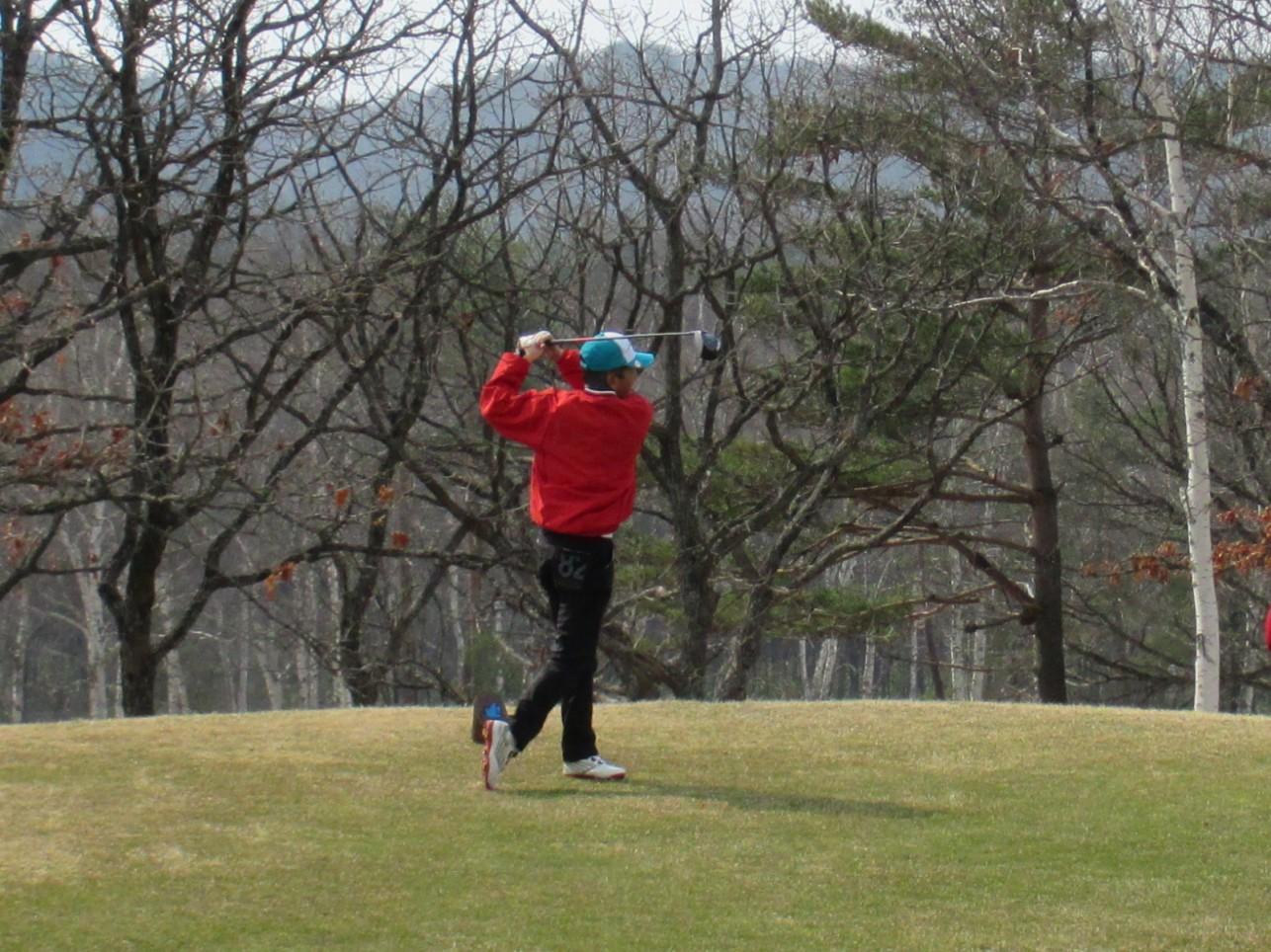 高原 ゴルフ 天気 安比