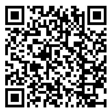 プライベートレッスン90 WEB予約QRコード