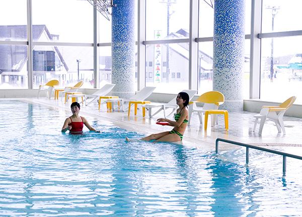 スポーツクラブオリンピア「温水プール」